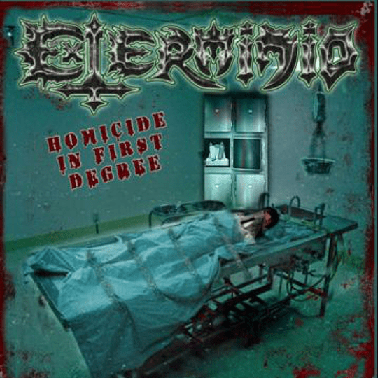 EXTERMINO  – Homicide In First Degree CD