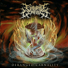 EMBRYO GENESIS -  Deranged Calamity CD-r
