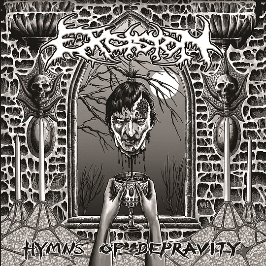 EXCISION - Hymns of Depravity CD