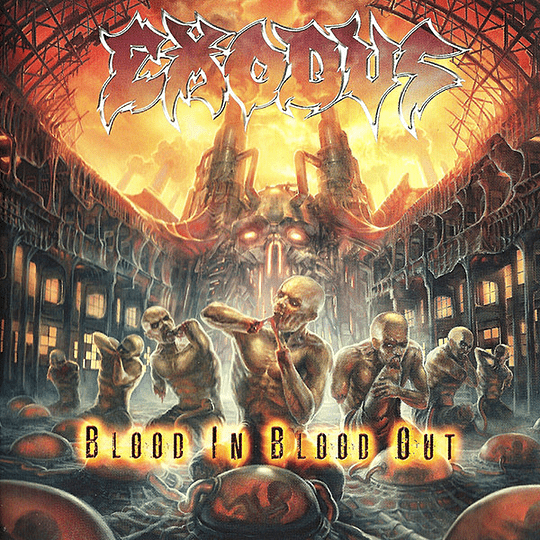 EXODUS - Blood In Blood Out CD