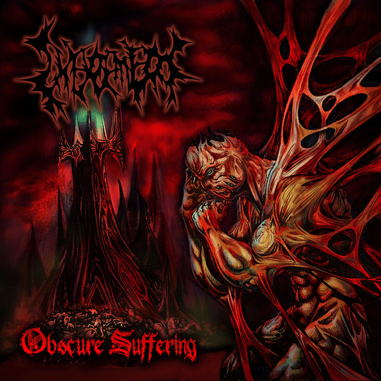 EXTREME ROT - Obscure Suffering CD