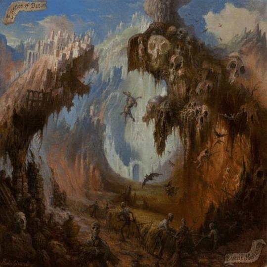ESSENCE OF DATUM - Event Horizon CD