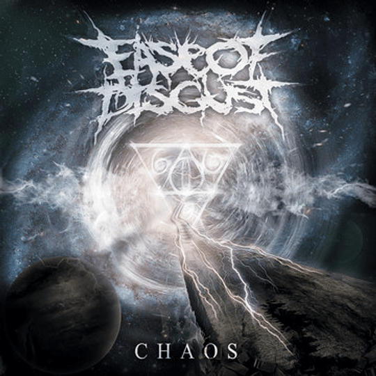 EASE OF DISGUST - Chaos CD
