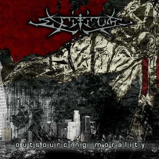EXITIUM - Outsourcing Morality CD