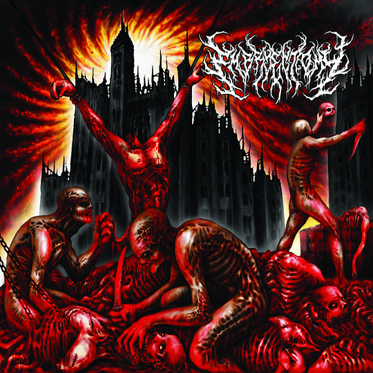 EMBRYECTOMY - S/t CD
