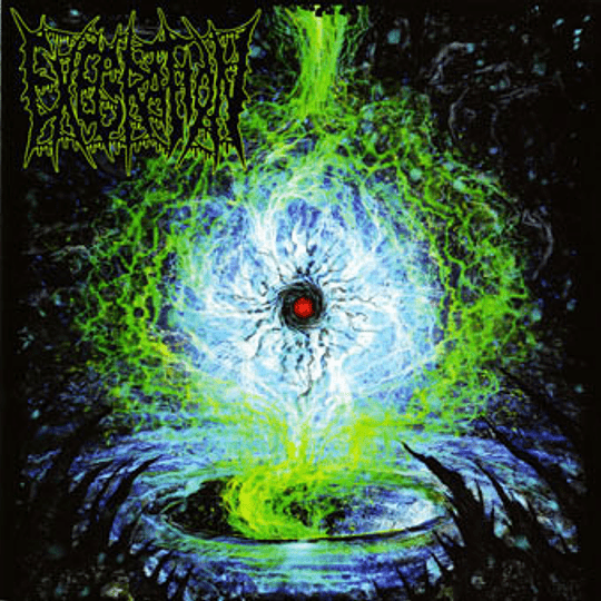 EXECRATION - The Acceptance Of Zero Existance CD