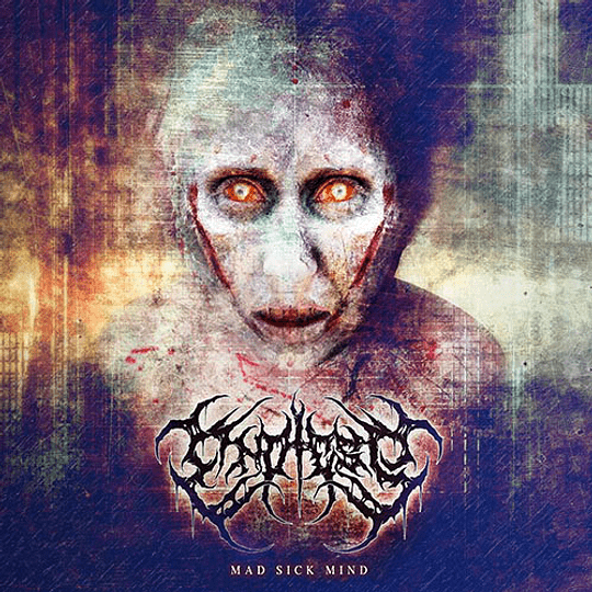 ENDLESS - Mad Sick Mind CD