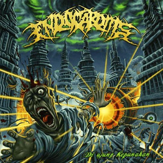 ENDOCARDITIS - Di Ujung Kepunahan CD