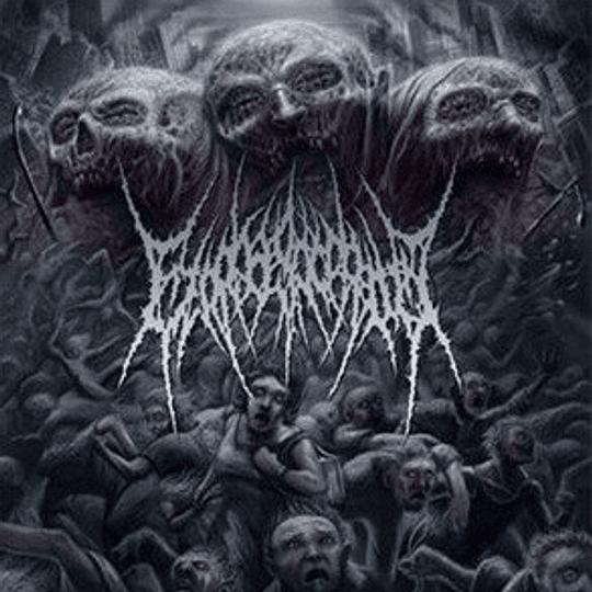 EZOPHAGOTHOMIA - Oratory From The Burning Coffins CD