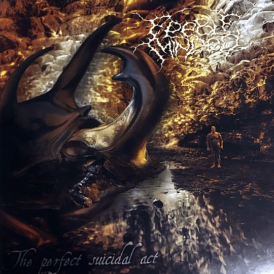 FEEBLE MINDED - The Perfect Suicidal Act CD