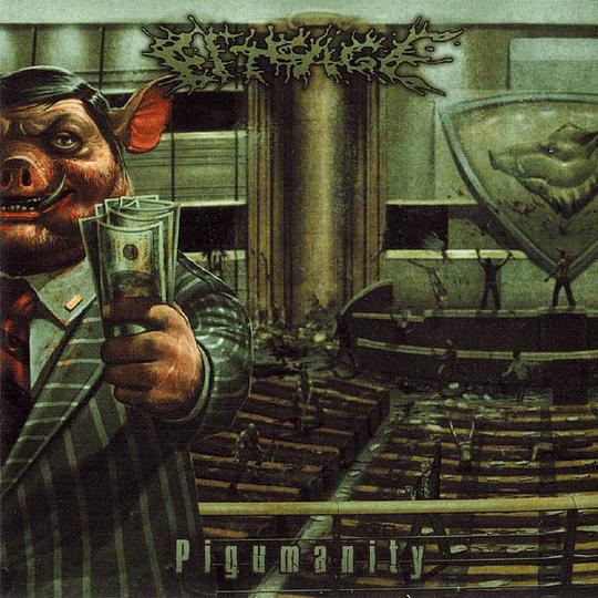 PIGCAGE - Pigumanity CD
