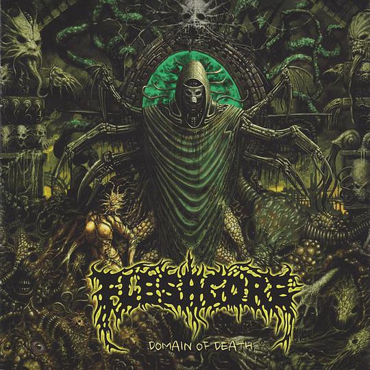 FLESHGORE - Domain Of Death CD