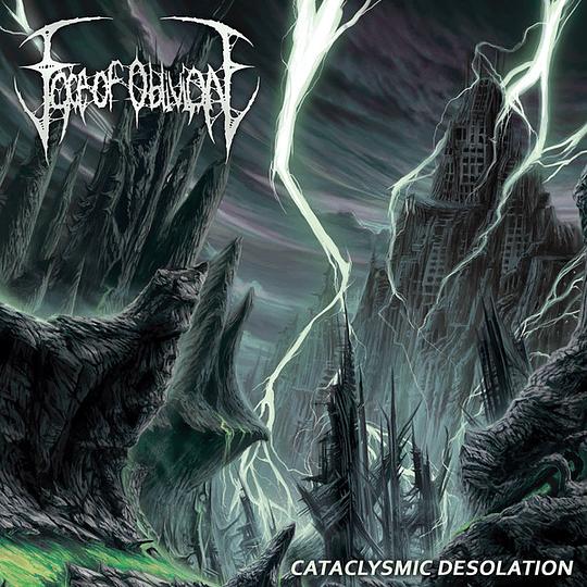FACE OF OBLIVION - Cataclysmic Desolation CD
