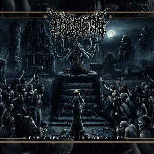 FETAL BLEEDING -  The Quest Of Immortality CD