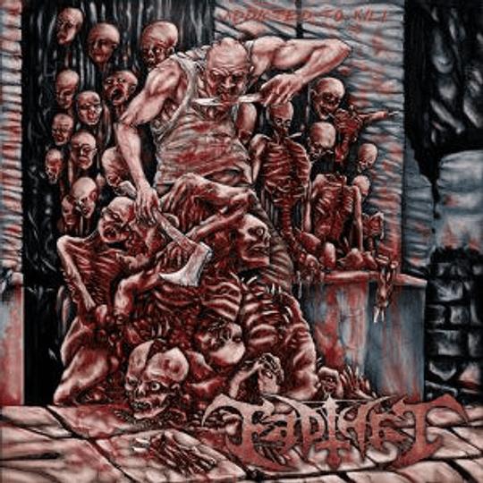FADIHAT - Addicted To Kill CD