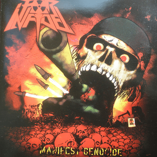 FOR INFIDEL -  Manifest Genocide CD