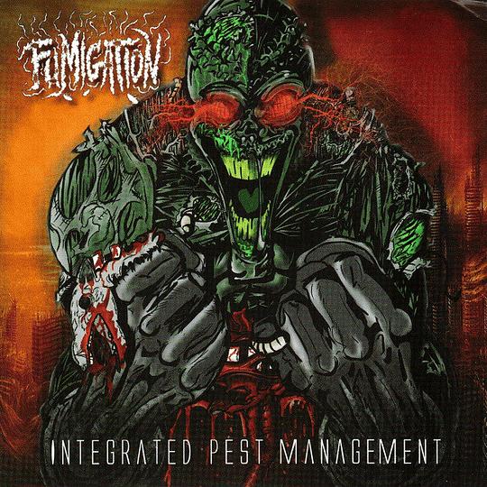 FUMIGATION - Integrated Pest Management CD