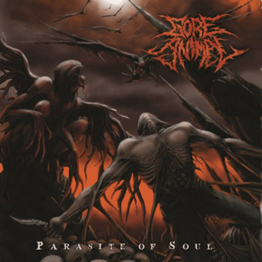 GORE ANIMAL - Parasite of Soul CD