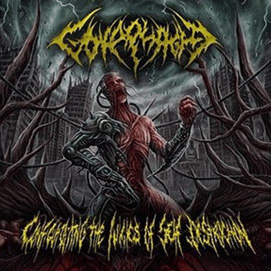 GOREPHAGIA - Configurating The Angles Of Self Destruction CD
