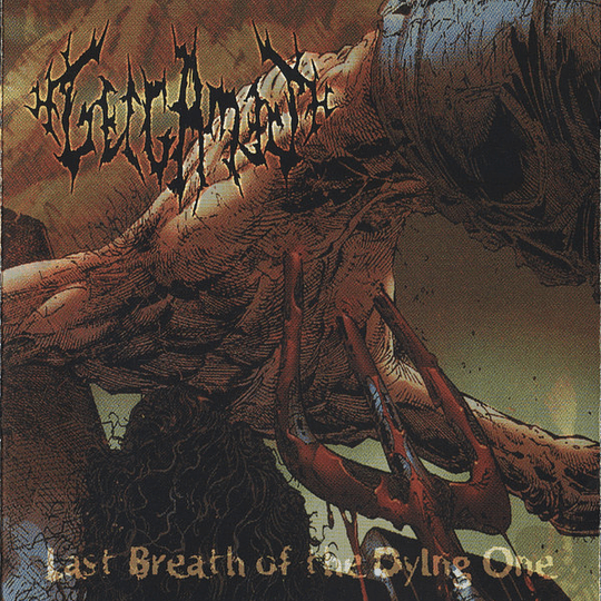 GELGAMESH -  Last Breath Of The Dying One CD