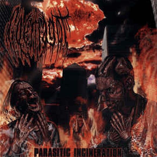 GOEMAGOT - Parasitic Incineration CD