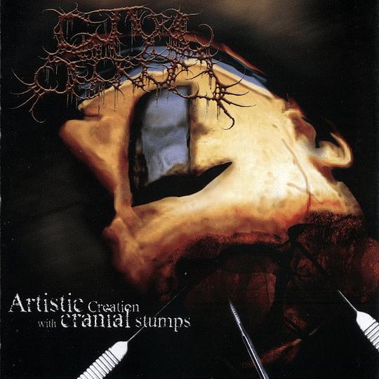 GUTTURAL SECRETE -  Artistic Creation With Cranial Stumps CD
