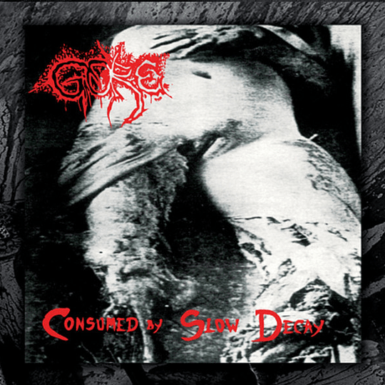GORE - Consumed by Slow Decay CD
