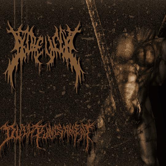 GOREVENT - Dull Punishment SLIPCASE CD