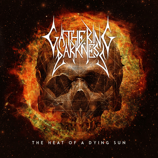 GATHERING DARKNESS - The Heat Of A Dying Sun CD