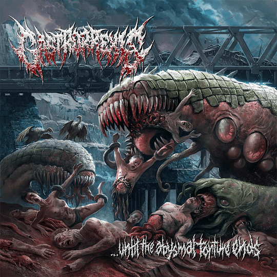 GASTRORREXIS – ...Until the Abysmal Torture Ends CD