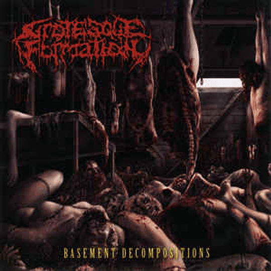 GROTESQUE FORMATION - Basement Decompositions CD