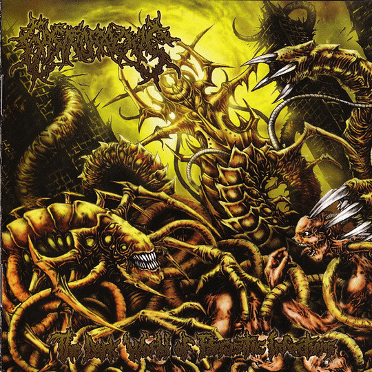 GASTRORREXIS – The Dark World Of Parasitic Infection CD