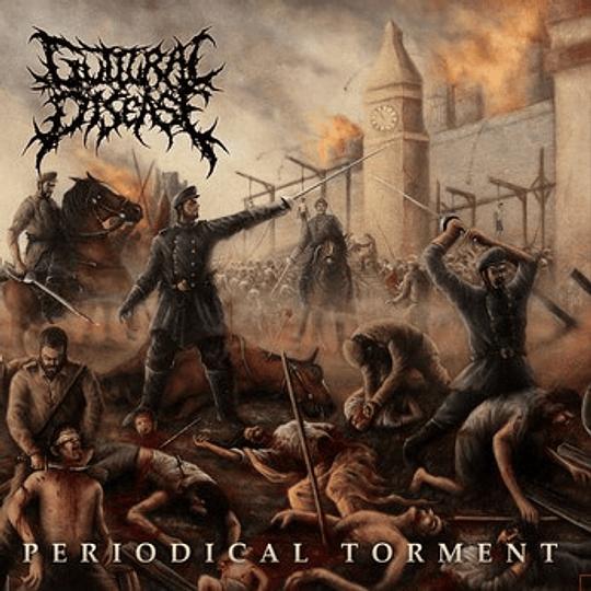 GUTTURAL DISEASE - Periodical Torment CD