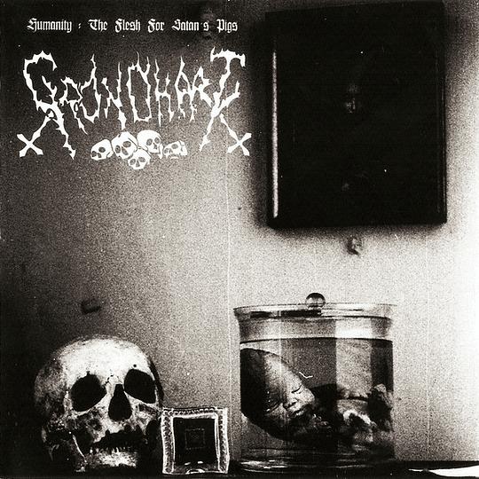 GRILLED HUMAN BRAIN - Horrific Subjugation CD