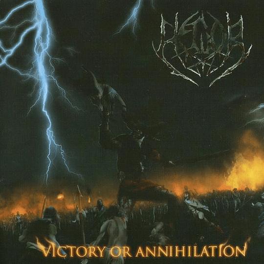 HEDOR - Victory Or Annihilation CD
