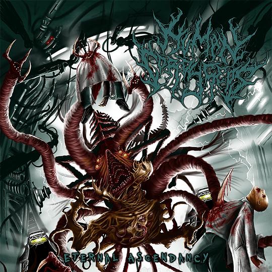 HUMAN CORDYCEPS -  Eternal Ascendancy CD