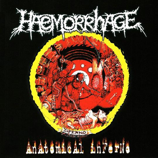 HAEMORRHAGE - Anatomical Inferno CD