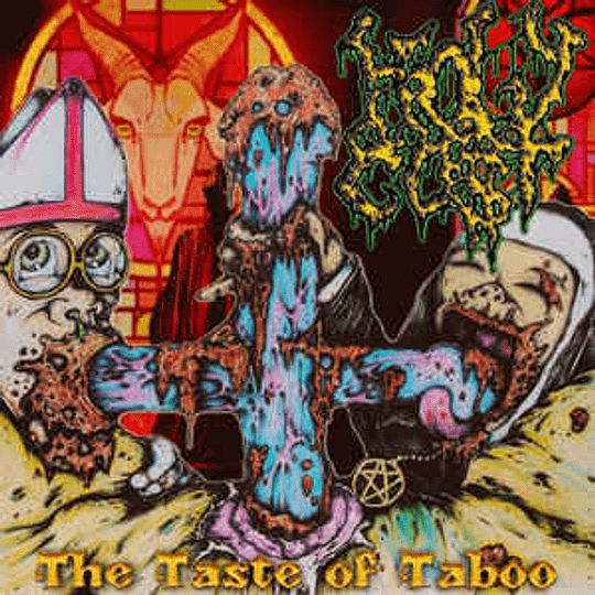 HOLY COST - The Taste Of Taboo CD
