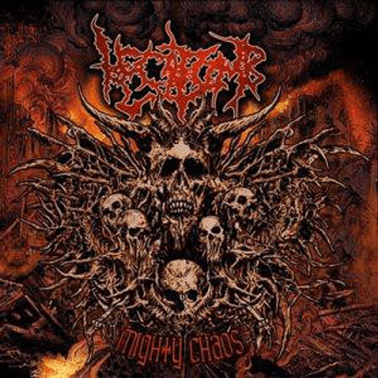 HECATOMB - Mighty Chaos CD