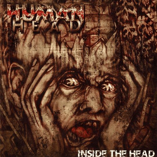 HUMAN HEAD - Inside The Head CD