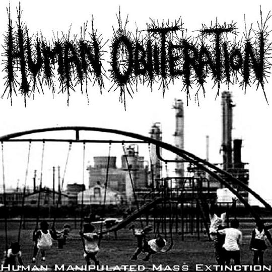 HUMAN OBLITERATION - Human Manipulated Mass Extinction CD
