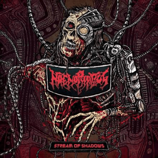 HAEMOPHAGUS - Stream Of Shadows CD
