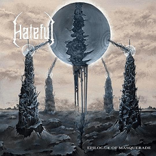 HATEFUL -  Epilogue Of Masquerade CD
