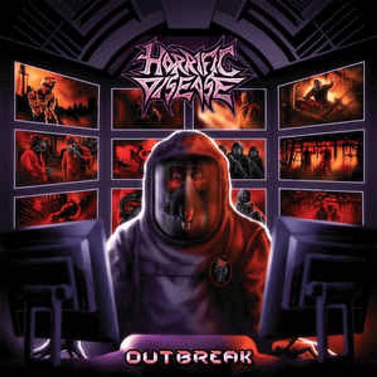 HORRIFIC DISEASE - Outbreak CD