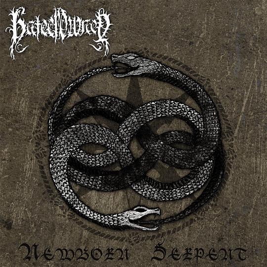 HATECROWNED -  Newborn Serpent CD