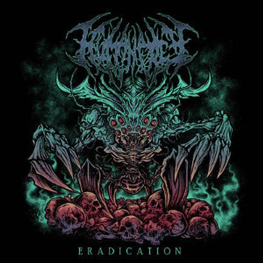 HUMAN PREY - Eradication CD