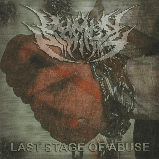 HUMAN NIHILITY - Last Stage Of Abuse CD