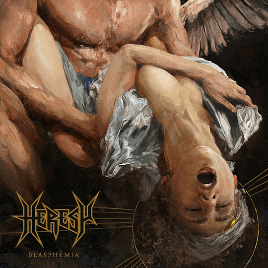 HERESY - Blasphemia CD