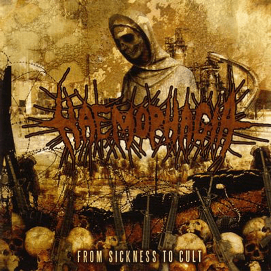 HAEMOPHAGIA - From Sickness To Cult CD