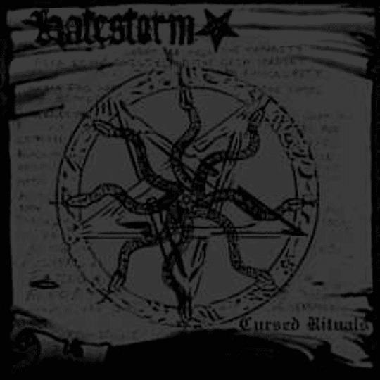 HATESTORM - Cursed Rituals CD